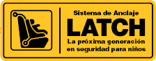 press-ready LATCH logo in Spanish