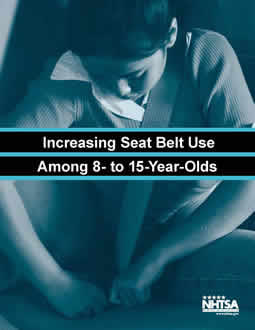 Increasing Seat Belt Use Among 8- to 15-Year-Olds