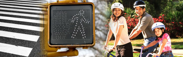 Pedestrian and Bicycle Safety among Hispanics