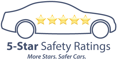 5-Star Safety Ratings logo