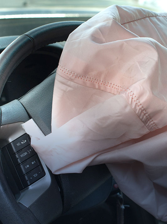 When Do Airbags Deploy In An Accident >> Air Bags Nhtsa