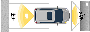 Summer Driving Tips Backup Camera graphic