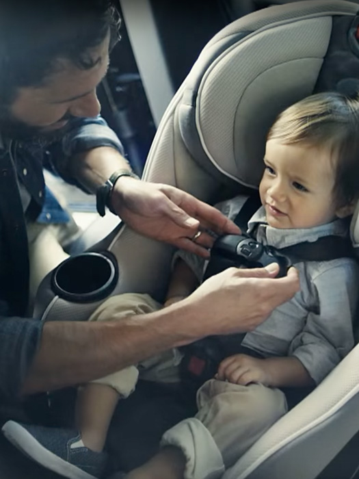 Car Seats and Booster Seats | NHTSA
