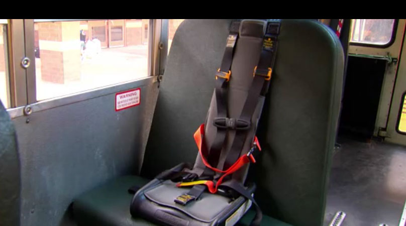 Child Safety Restraint Systems (CSRS) on School Buses ...