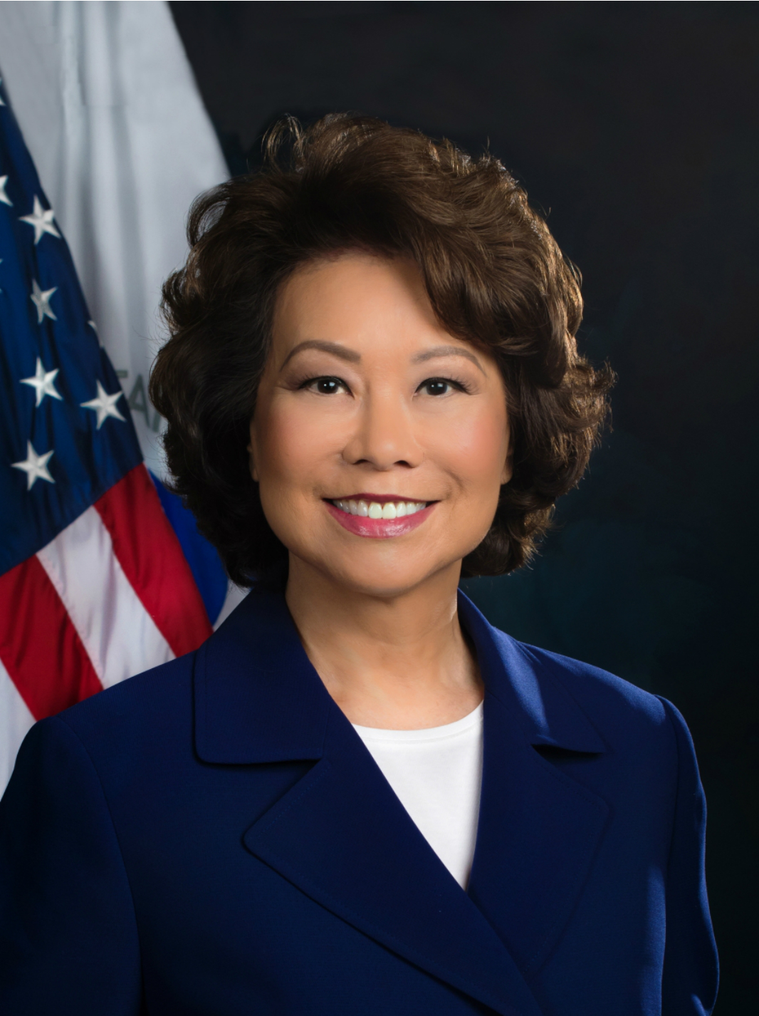 Photo of Secretary Elaine L. Chao - Secretary of Transportation