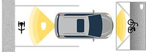 Summer Driving Tips Backup Camera graphic