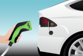 Plug It In - Electric Car graphic