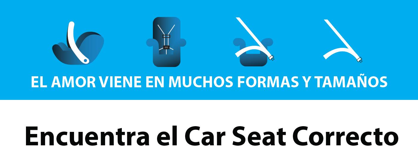 Encuentra el Car Seat Correcto