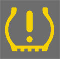 Tire Pressure Monitoring Systems indicator