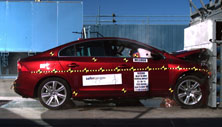 2018 Volvo S60 Cross Country Front Crash Test
