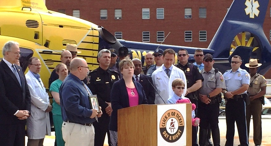 2015 Click It or Ticket campaign launched