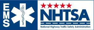 EMS-NHTSA official logo