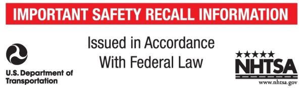 New Mandatory Label to Help Owners Identify Recall Mailings