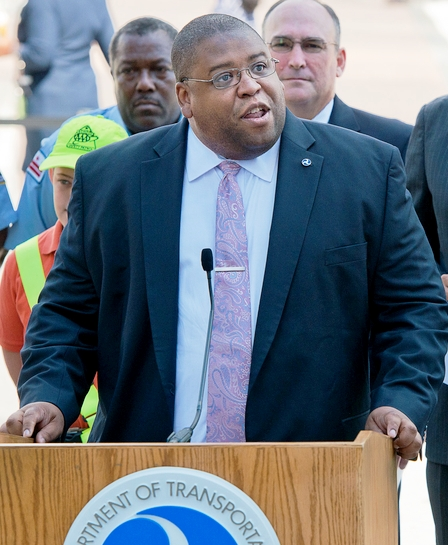 NHTSA Administrator David Strickland at