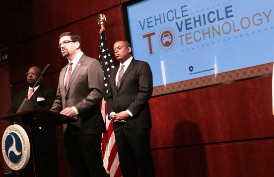 NHTSA will move forward with vehicle-to-vehicle communications technology for light vehicles