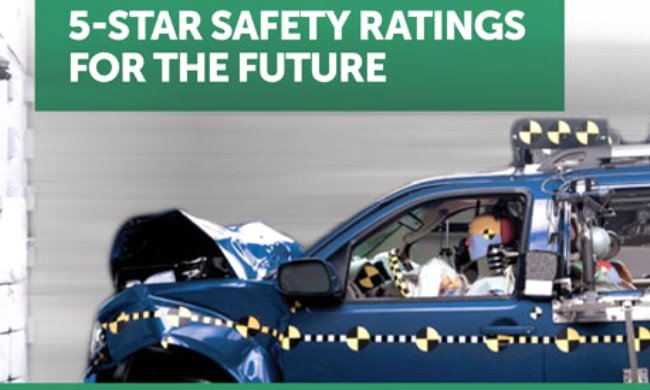 NHTSA proposes new 5-Star Safety Ratings
