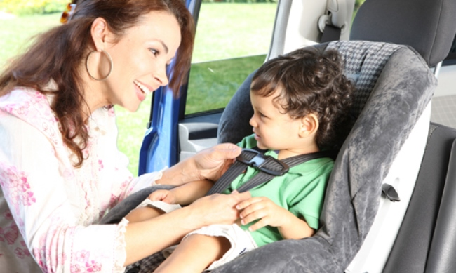 Child Passenger Safety Week – Sept. 18-24 – highlights the importance of buckling kids up, and National Seat Check Saturday helps parents make sure they are used correctly