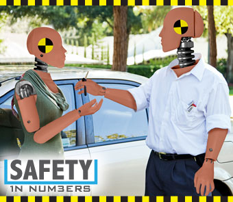 Safety in numbers on Teen Driving
