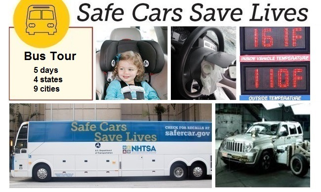 NHTSA's Safe Cars Save Lives 2016 Tour