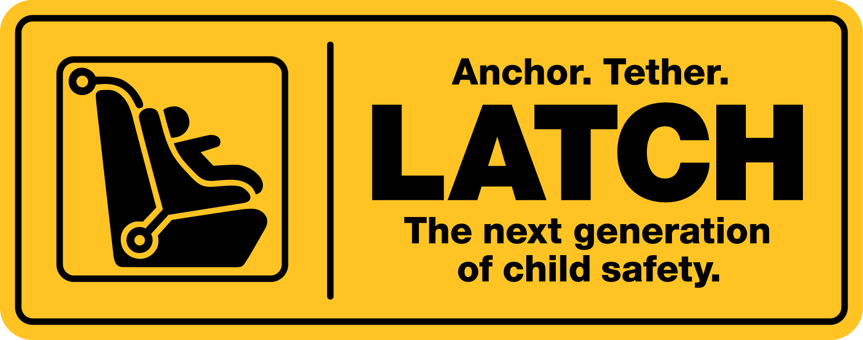 Lower Anchors And Tethers For Children Latch Restraint