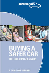 Buying a Safer Car for Child Passengers